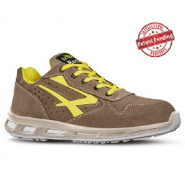 SCARPA BASSA ADVENTURE RED LION