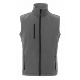 GILET GLASGOW STEEL GREY