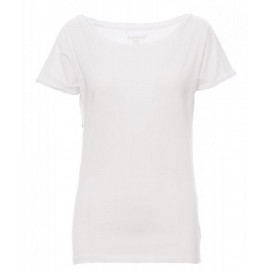 T.SHIRT DONNA BEVERLY BIANCO