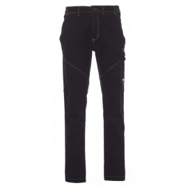 PANTALONE TECNICO WORKER STRETCH NERO