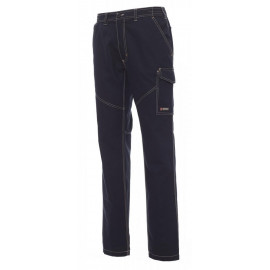 PANTALONE WORKER SUMMER BLU NAVY