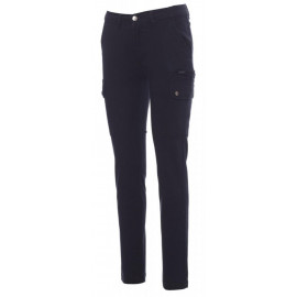 PANTALONE FOREST LADY STRETCH BLU NAVY