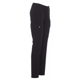 PANTALONE FOREST LADY STRETCH NERO