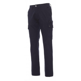 PANTALONE FOREST STRETCH BLU NAVY