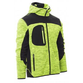 GIACCA SOFT SHELL TRIP GIALLO