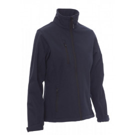 GIACCA DUBLIN LADY SOFT SHELL BLU NAVY