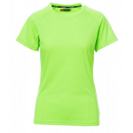 RUNNER LADY VERDE FLUO