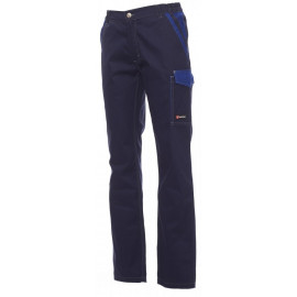 CANYON PANTALONE BLU NAVY/ BLU ROYAL