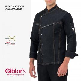 GIACCA CUOCO JORDAN NERO
