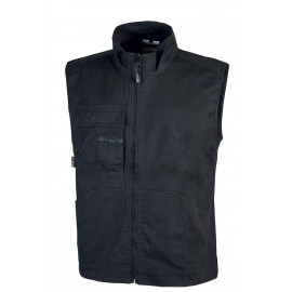GILET U POWER WAVE BLACK CARBON