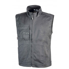 GILET U POWER WAVE GREY IRON