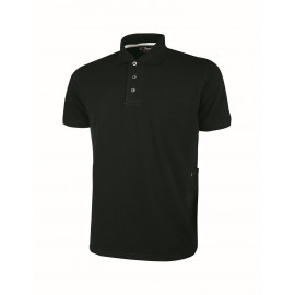 POLO U POWER GAP BLACK CARBON