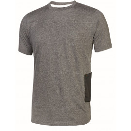 T-SHIRT U POWER ROAD GREY METEORITE