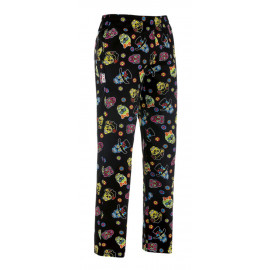 PANTALONE CUOCO COULISSE MEXICO
