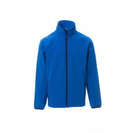 GIACCA SOFT SHELL PERTH BLU ROYAL