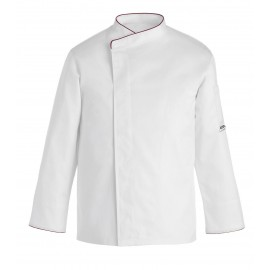 GIACCA CUOCO WHITE COMFORT EXTRA SIZE RA 102061