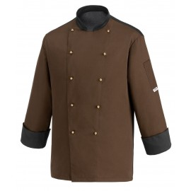 GIACCA CUOCO COLOR BROWN