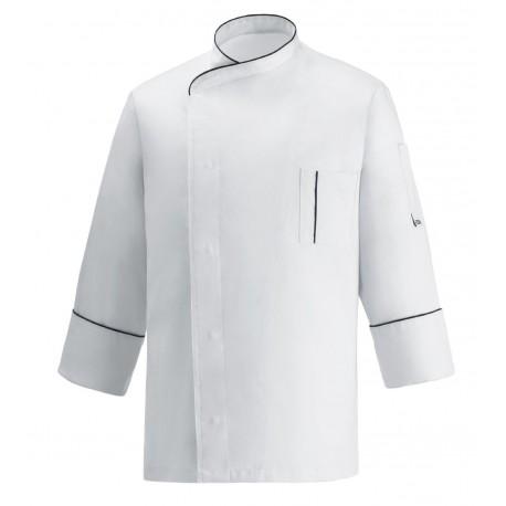 GIACCA CUOCO WHITE CESARE RA 108005