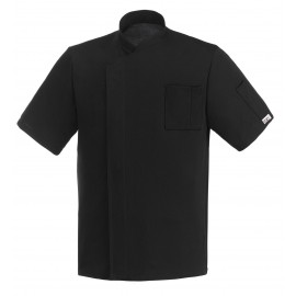 GIACCA PIZZAIOLO BLACK AIR PLUS M/M