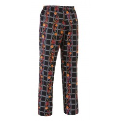 PANTALONE CUOCO COULISSE PEPPER