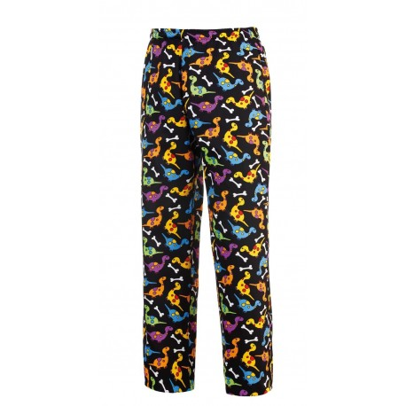 PANTALONE CUOCO COULISSE DINO