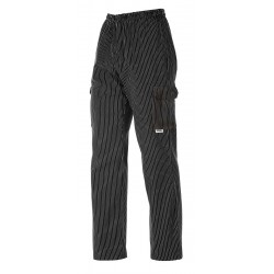 PANTALONE COULISSE TASCHE LATERALI SIR