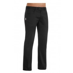 PANTALONI FASHION LOW RISE BLACK