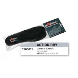 COPRISOTTOPIEDE ACTION DRY