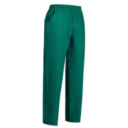 PANTALONE COULISSE TASCA A TOPPA MEDICAL GREEN