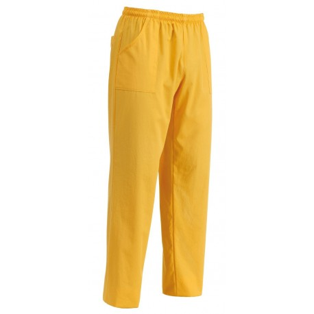 PANTALONE COULISSE YELLOW