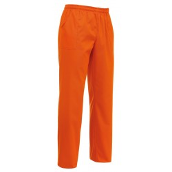 PANTALONE COULISSE TASCA A TOPPA ORANGE