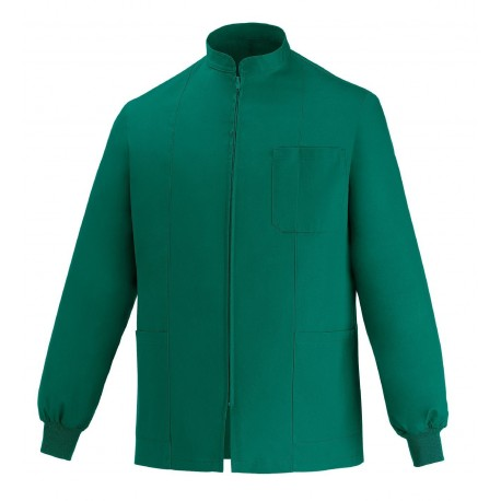 CASACCA VASCO M/L CON POLSO MEDICAL GREEN