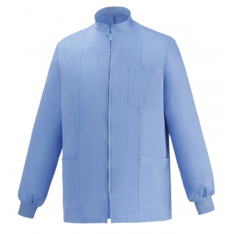 CASACCA VASCO M/L CON POLSO LIGHT BLUE
