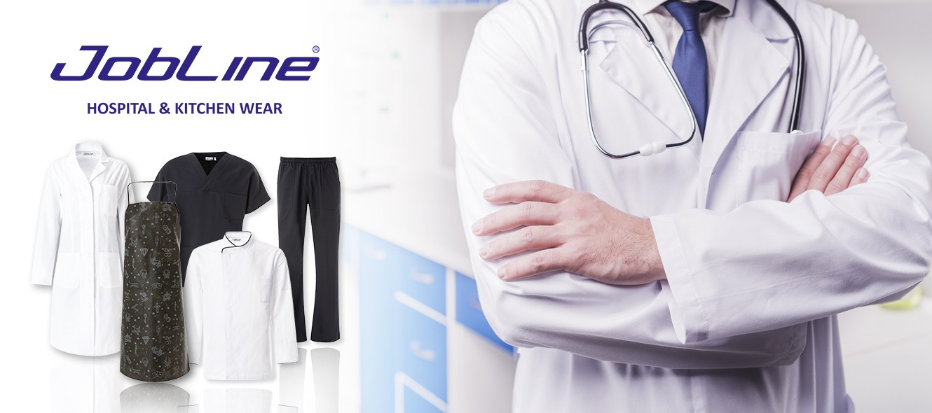 JOBLINE - HOSPITAL & KITCHEN WEAR